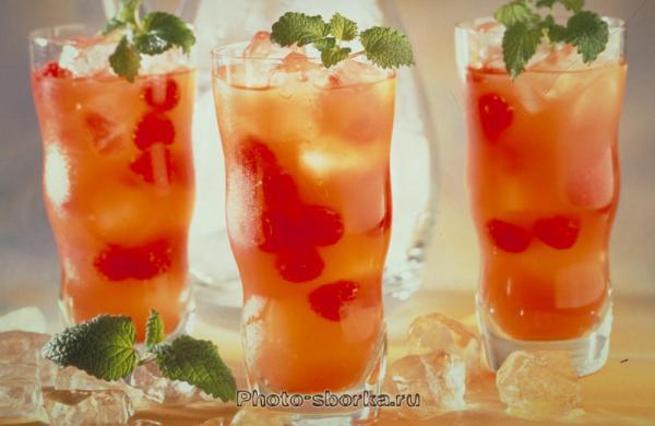 Горячие напитки рецепты с фото