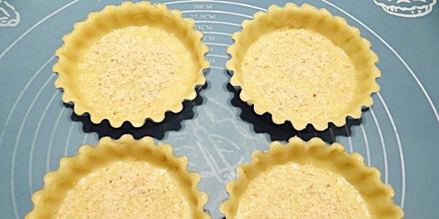 Песочные тарталетки рецепт теста с пошагово в духовке