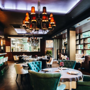 Рестораны, кафе, бары - 1812