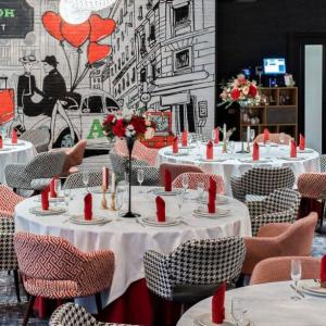 Рестораны, кафе, бары, Европейская кухня - Андерсон Резорт