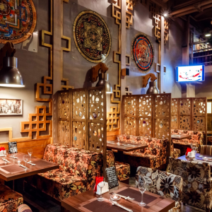 Рестораны, кафе, бары, Индийская кухня - Аура