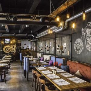 Рестораны, кафе, бары, Американская кухня - Bar For Bikers