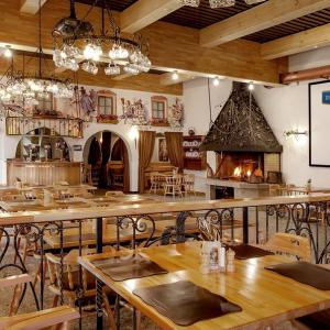 Рестораны, кафе, бары, Европейская кухня - Бавария Валд Дорф