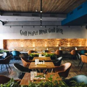 Рестораны, кафе, бары - БирНейшн