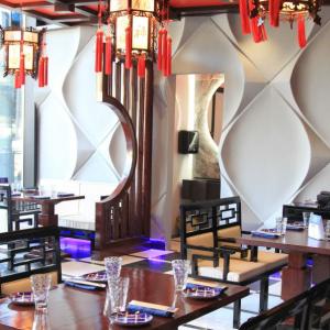 Рестораны, кафе, бары, Азиатская кухня - Чайна Блю
