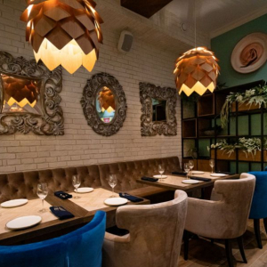 Рестораны, кафе, бары, Средиземноморская кухня - Чедро