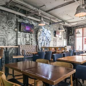 Рестораны, кафе, бары, Американская кухня - Черновар