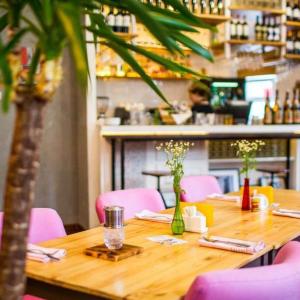 Рестораны, кафе, бары, Восточная кухня - Corner cafe&kitchen