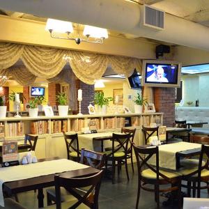 Рестораны, кафе, бары, Европейская кухня - Да Пино (Большая Бронная)