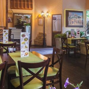 Рестораны, кафе, бары - Да Пино (Волгоградский пр.)