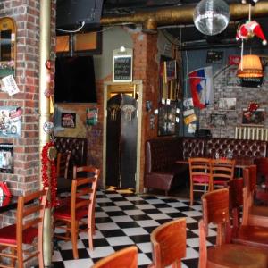 Рестораны, кафе, бары, Европейская кухня - Дабл Бурбон Стрит Бар