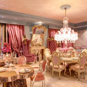 Рестораны, кафе, бары, Европейская кухня - Desert Rose