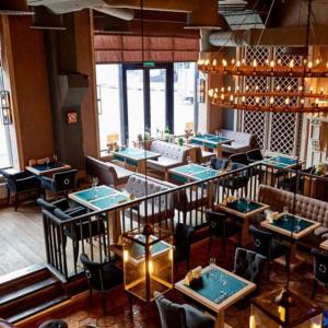 Рестораны, кафе, бары, Европейская кухня - Друзья и семья