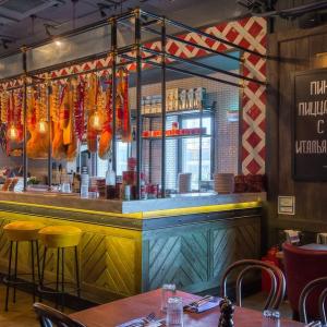 Рестораны, кафе, бары, Европейская кухня - Джеймис Италиан