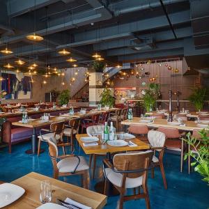 Рестораны, кафе, бары - Джихан