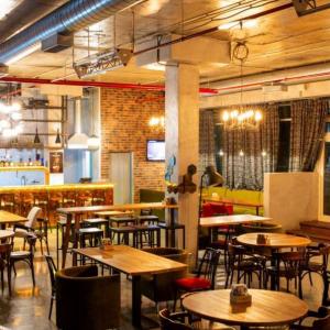 Рестораны, кафе, бары, Американская кухня - Джойс Бар