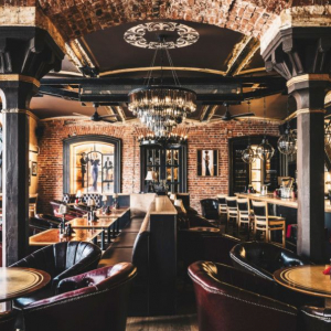 Рестораны, кафе, бары, Средиземноморская кухня - Эмберс спикизи