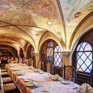 Рестораны, кафе, бары, Европейская кухня - Ермак