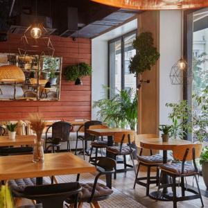 Рестораны, кафе, бары - Extra Virgin