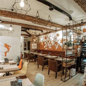 Рестораны, кафе, бары, Европейская кухня - Feel Italian
