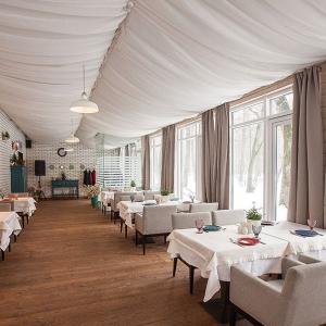 Рестораны, кафе, бары, Европейская кухня - Форест лаундж