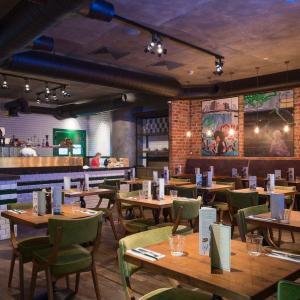 Рестораны, кафе, бары, Европейская кухня - Форнетто (Пресненская наб.)