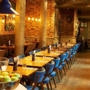 Рестораны, кафе, бары, Европейская кухня - Форнетто (ул. Тимура Фрунзе)