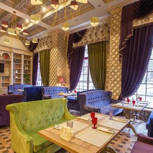 Рестораны, кафе, бары, Европейская кухня - Галерея