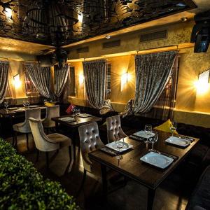 Рестораны, кафе, бары, Европейская кухня - Графф Лаундж