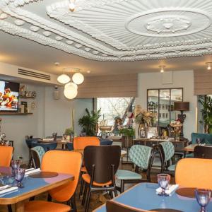 Рестораны, кафе, бары, Европейская кухня - Гретель
