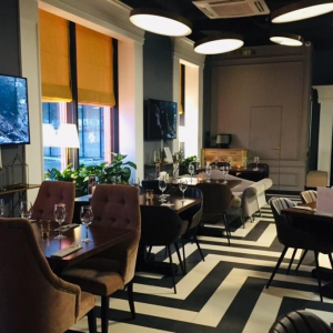 Рестораны, кафе, бары, Европейская кухня - Гудвин