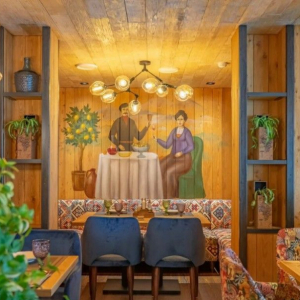 Рестораны, кафе, бары, Кавказская кухня - Хачапури