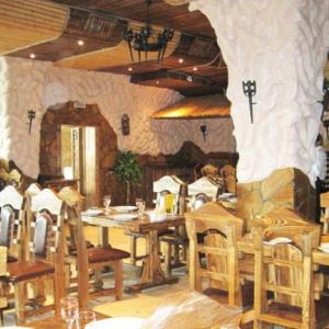 Рестораны, кафе, бары, Кавказская кухня - Хижина (Балашиха)