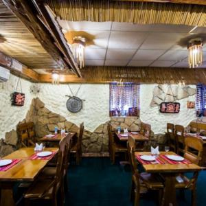 Рестораны, кафе, бары, Кавказская кухня - Хижина (Чертаново)