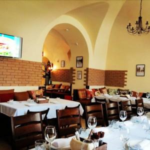 Рестораны, кафе, бары, Европейская кухня - Хоум