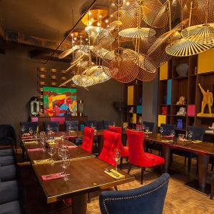 Рестораны, кафе, бары, Восточная кухня - I Van Gogh