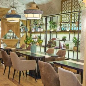 Рестораны, кафе, бары, Европейская кухня - Иль Леттерато