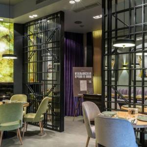 Рестораны, кафе, бары, Европейская кухня - Иль Токко