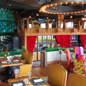 Рестораны, кафе, бары, Грузинская кухня - Ишак (Рублевка)