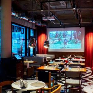 Рестораны, кафе, бары, Европейская кухня - Кастинг кафе