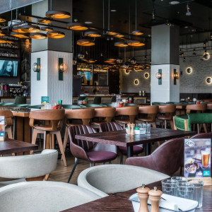 Рестораны, кафе, бары, Азиатская кухня - Крафт Китчен