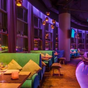 Рестораны, кафе, бары, Средиземноморская кухня - Крыша Бар