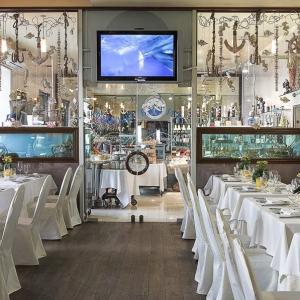 Рестораны, кафе, бары, Средиземноморская кухня - Ла Маре (на Петровке)