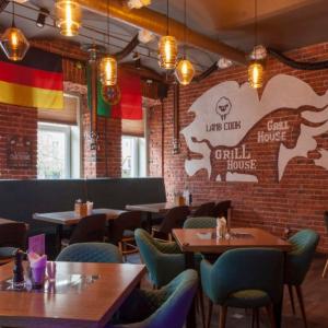 Рестораны, кафе, бары - Лэмб Кук