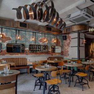Рестораны, кафе, бары, Европейская кухня - Masters & Margaritas (Пятницкая)