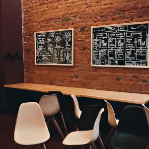 Рестораны, кафе, бары, Американская кухня - Нэйтив спикерс кафе