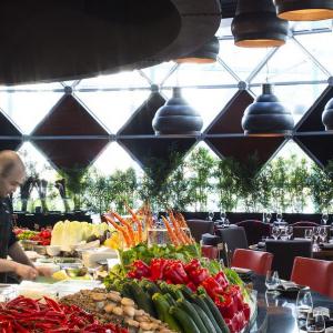 Рестораны, кафе, бары - Новиков