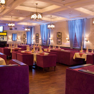 Рестораны, кафе, бары, Славянская кухня - Парк Плейс