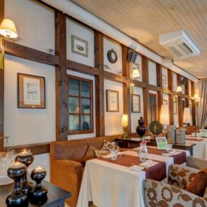 Рестораны, кафе, бары, Русская кухня - Паркхаус
