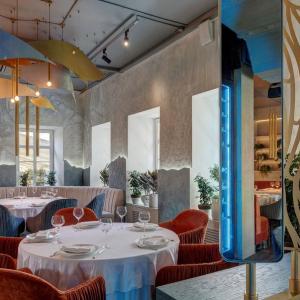 Рестораны, кафе, бары, Средиземноморская кухня - Пескаторе